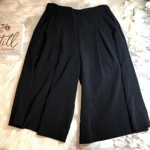 Rebecca Taylor Suiting Culottes High Waisted, 10